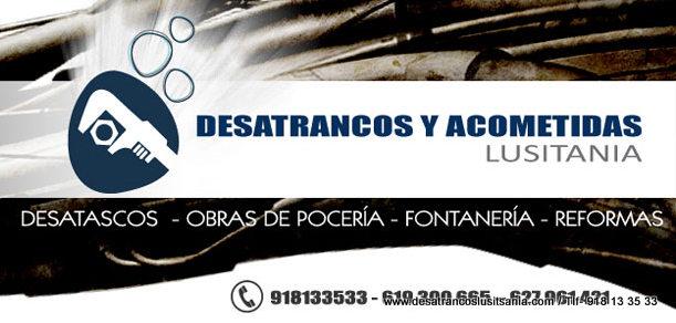 Las Mejores Empresas de Desatasco LosMejoresDeMadrid ® 30